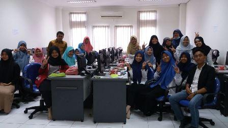 Bimbingan Speaking Jurusan Bahasa dan Sastra Inggris Fakultas Adab dan Humaniora